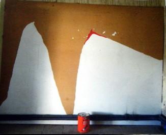 peaks 50x70cm c-print on hahnemühle paper, ink